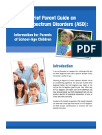 Parent Guide on ASD