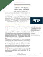 Levothyroxine in Women with Thyroid Peroxidase Antibodies