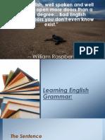 Presentation Grammar 1