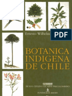 Wilhelm de Mosbach Ernesto - Botanica Indigena de Chile