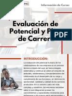 Curso Evaluación de Potencial y Plan de Carrera
