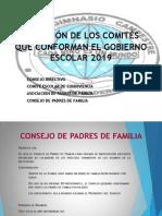Diapositivas Sobre El Gobierno Escolar 2019