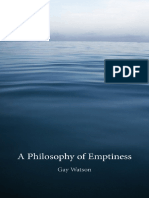 Watson - A Philosophy of Emptiness (2014).pdf