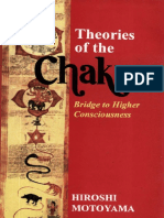 Hiroshi Motoyama Theories of the Chakras Bridge to Higher Consciousness PDF