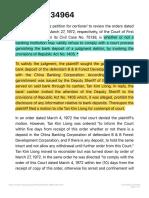 China Banking Corp. vs Ortega