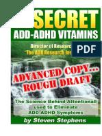 The Secret Add Vitamins Advanced Copy