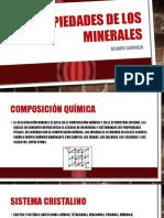 Propiedades de Los Minerales Final