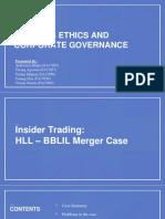 Insider Trading(HLL-BBLIL Case)