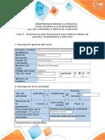 Guia de actividades y rubrica de evaluación - Fase 2 - Proponer un plan de personal que involucre diseño de puestos, reclutamiento y selección (1).docx