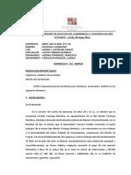 367-2015- Filiacion, Alimentos Es Campesino de Cospan El Demandado
