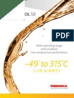 Therminol 59 Oil Properties