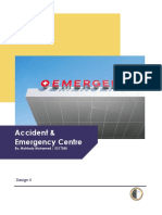 Accident and Emergency Department Case Study