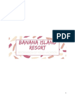 banana island resort.docx