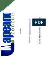 Mapas Mentais de Português-para Concursos-print