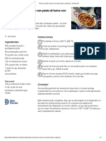 Pollo Con Pesto Al Horno Con Queso Feta y Aceitunas - Diet Doctor