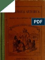 La lengua quichua