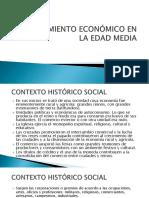 El Pensamiento Económico en La Edad Media