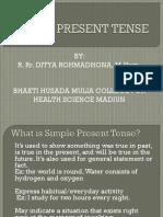 SIMPLE PRESENT TENSE.pptx