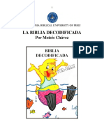 DR.CHÁVEZ, MOISÉS. La Biblia Decodificada. California Biblical University of Perú.pdf