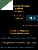 Aula Modernismo Português 1