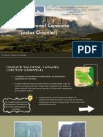 Parque Nacional Caniama