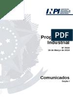 Comunicado s 2516
