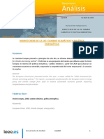 DIEEEA22-2014 UEmarco2030 CambioClimaticoSegEnergetica MMHG