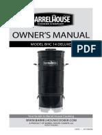 Bhc 14d Manual