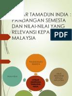 Presentation Tutorial Tamadun India