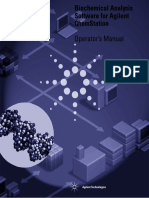 G1117-90005 (Operators Manual for Biochemical Analysis)
