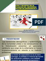 Retos y Desafios en La Certificacion Del Enfermero Especialista en Emergencias y Desastres Mayo 2013.