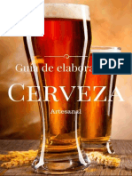 Cerveza Artesanal - Guia Paso a Paso