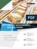 2018 V1 Dahua Logistic Solution With Machine Vision(16P) 0530