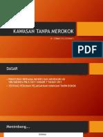 KAWASAN TANPA ROKOK by GAD.pptx