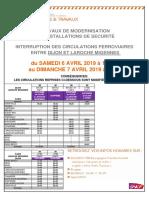Info Travaux Ter Dijon Laroche Migennes Paris Samedi 6 Et Dimanche 7 Avril 2019 Tcm74-7935 Tcm74-218391