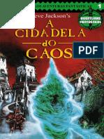 Aventuras Fantásticas 01 - A Cidadela do Caos Todas Partes
