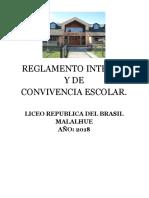 Reglamento de Convivencia Liceo Republica de Brasil 2018.pdf