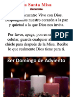 misa 17-12-17 3ER domingo adviento 630pm.pptx