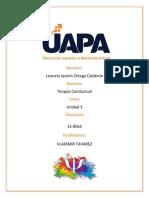 TERAPIA CONDUCTUAL TAREA 3.docx