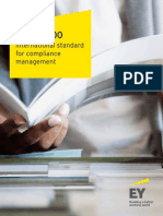 EY Iso 19600 International Standard for Compliance Management