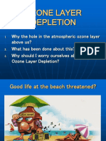 Ozone Layer Depletion, its causes and its effects.ppt