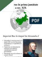 Imperiul rus în prima jumătate a sec.pptx