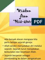 1. Wisdom from History.pptx