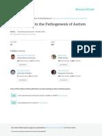 excitotoxicidad en el autismo