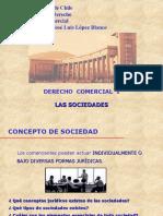 Derecho Comercial I Sociedades