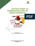 Protocolo Administrac. Medicamentos 2019 Cdi-hcb