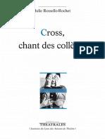 Cross, Chant Des Collèges