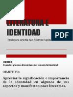 1 La Identidad