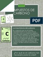 Compuestos de Carbono