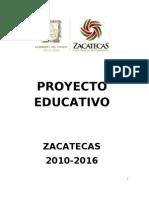 PROYECTO_EDUCATIVO_2010-2016